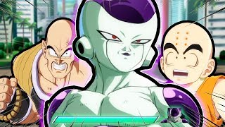 THIS FRIEZA IS INSANE! | Dragonball FighterZ Ranked Matches