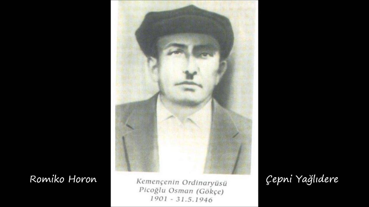 Piçoğlu Osman - Romiko Horon (Milli Giresun Şarkısı)