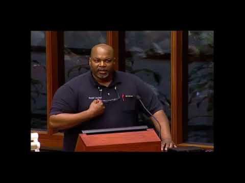 Mark Robinson at Greensboro NC City Council on Gun Show