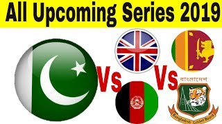 After World Cup 2019 All Upcoming Series 2019 Schedule _Talib Sports