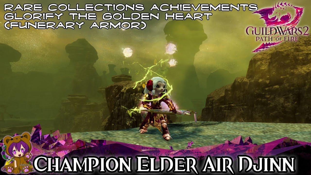 Champion Elder Air Djinn - Guild Wars 2 Wiki Guide - IGN