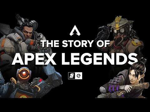 The Story of Apex Legends