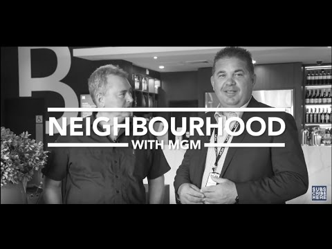 South Sydney Graphic Arts Club - Neighbourhood With MGM Properties Episode 43