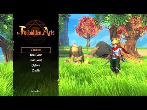 The Forbidden Arts Gameplay Part 1 (Nintendo Switch)