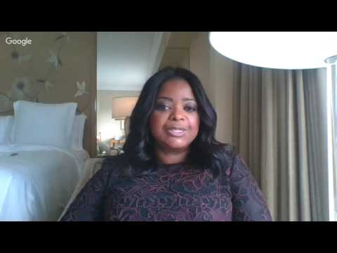 Octavia Spencer chats new role in true life story