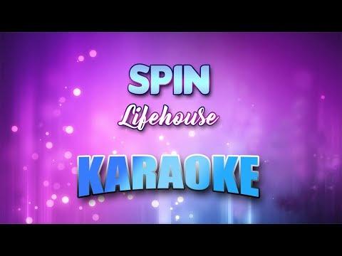 Lifehouse - Spin (Karaoke version with Lyrics)