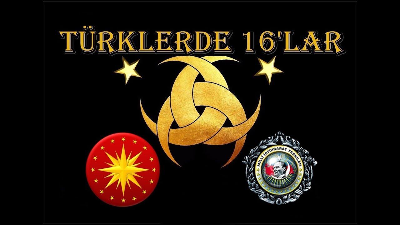 '' Türklerde 16'ların SIRRI '' Kimdir Bu 16'lar?(AKSAKALLILAR) ® #1