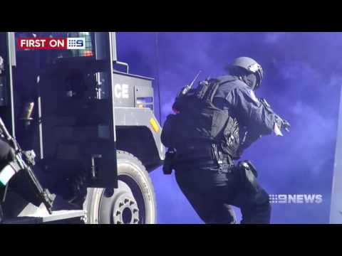 Inside the TRG | 9 News Perth