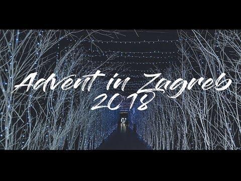 Advent in Zagreb 2018 | Best Christmas Market