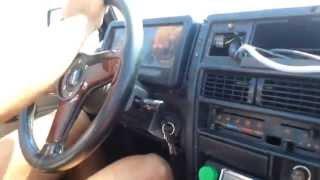 Suzuki Samurai test drive
