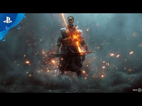 Battlefield 1 - They Shall Not Pass Trailer | PS4