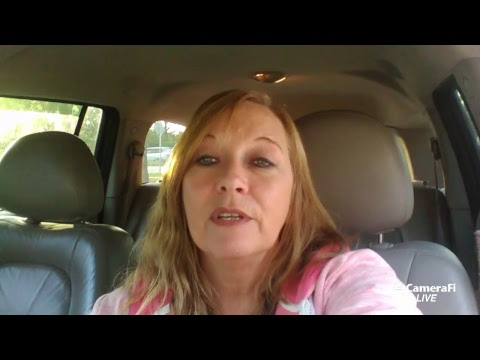 Marie's life vlogs live message