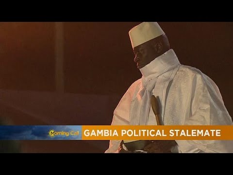 Gambia political stalemate [The Morning Call]