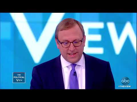 ABC News Chief White House Correspondent Jon Karl On Trump & Russia