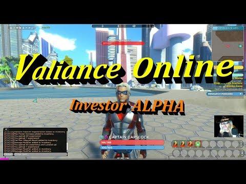 Valiance Online CoH successor Investor ALPHA