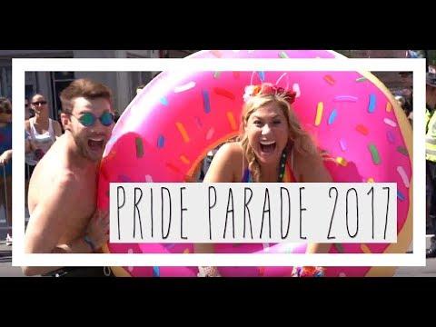 Montreal Pride Parade 2017