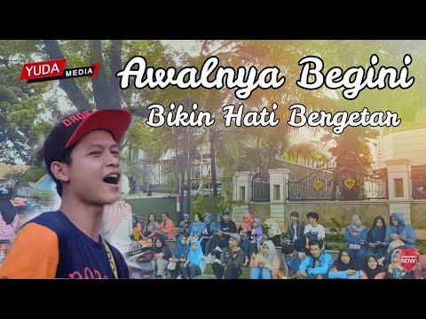 Bojo Galak - Cover Musisi Jalanan Masih Pake Alat Seadanya dan Suasana Penonton Jalanan Rame Banget