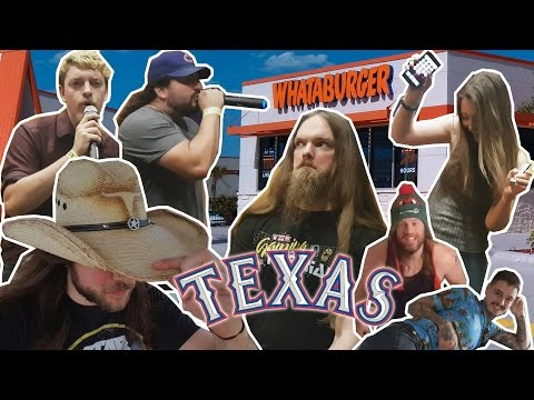 BACK IN TEXAS! *EMBARRASING* Karaoke & RETROPALOOZA! | Vlog Mondays
