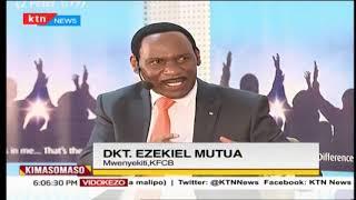 Kilio cha Haki katika ulingo wa Sanaa nchini Kenya   Kimasomaso 27th Oktoba 2018