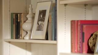 Living Room Refresh: How To Make The Most Of A Messy Bookshelf