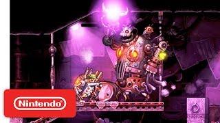 SteamWorld Heist: Wii U Launch Trailer