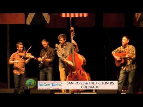 OIBF 2015 SAM PARKS & THE FRETLINERS, COLORADO