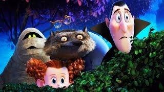 Монстры на каникулах 2 (2015)— русский трейлер