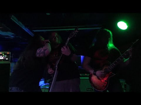 Titan Breed @ Nice N Sleazy Glasgow Scotland 11/7/2017