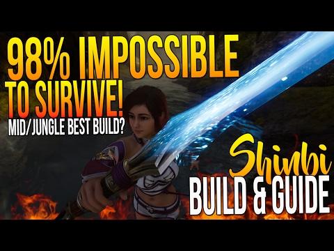 Paragon Shinbi Build