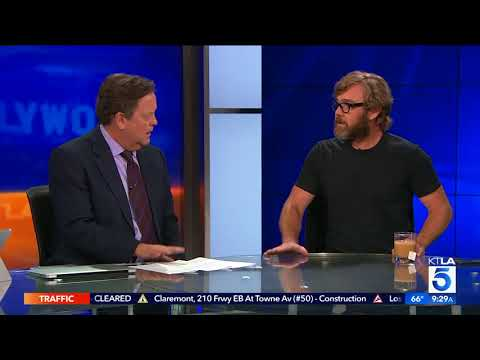 """Ricky Schroder Shares the Reality of Syria in the """"Volunteers"""""""