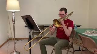 Flying High   Trombone