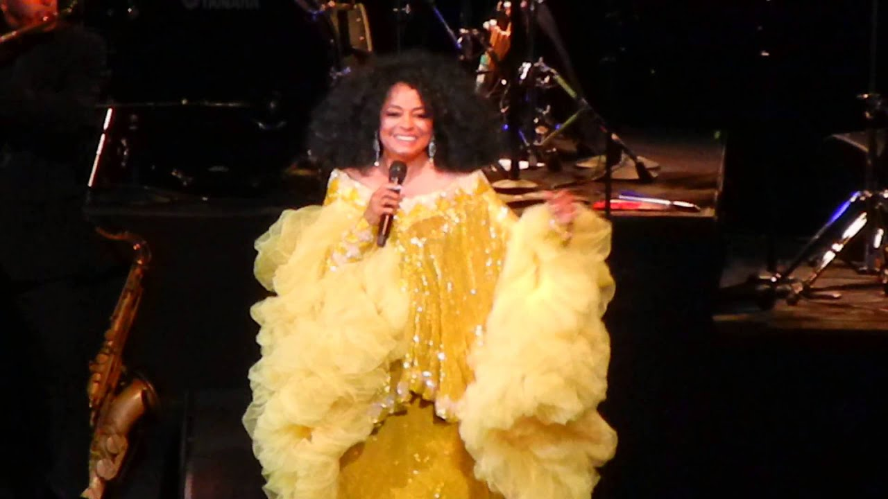 Diana Ross Theme From Mahogany Amp Aint No Mountain High