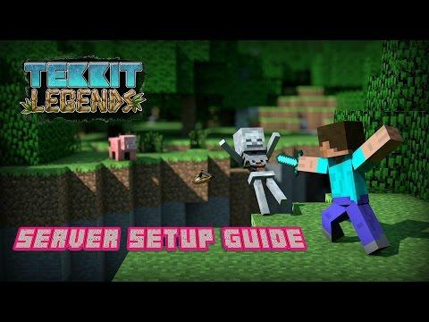 Minecraft Tekkit Server - Minecraft tekkit server erstellen hamachi