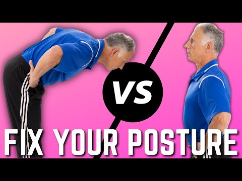 How To Fix Your Posture In 3 Moves (Permanently)