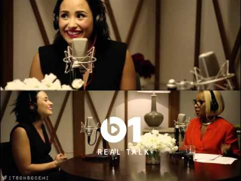 Demi Lovato on Mary J Blige's Real Talk on Beats 1