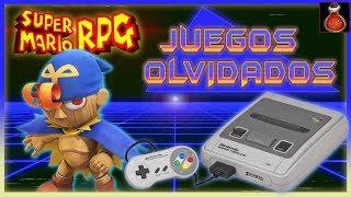 LOS JUEGOS OLVIDADOS - Super Mario RPG: Legend of the Seven Stars [SUPER NINTENDO]