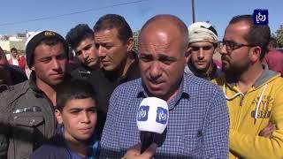 اعمال شغب على خلفية حادث دهس في المزار الشمالي - (15-11-2017)