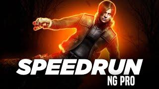 AO VIVO RESIDENT EVIL 4 SPEEDRUN NEW GAME PRO