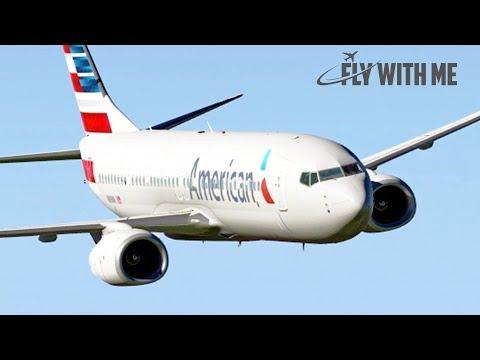 X-Plane 11 - Zibo 737 and World Traffic 3!