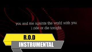 Gambar cover Aoi - R.O.D (Feat. Vio) (G-Dragon Cover Remix) Instrumental