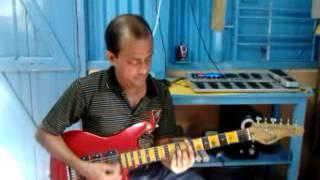 baazigar o baazigar guitar by ajit