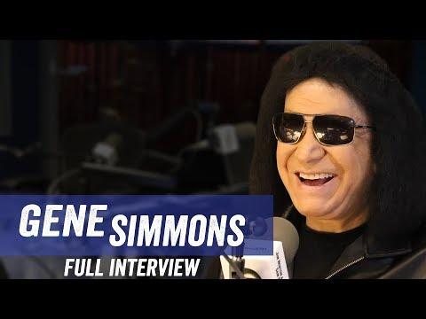 Gene Simmons - $2,000 'Vault' Box Set, Kiss Fans, Paul McCartney - Jim Norton & Sam Roberts