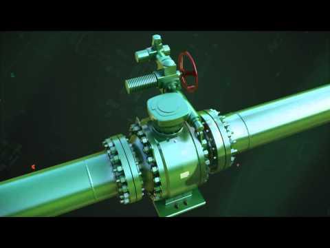 Технологический процесс работы запорной, регулирующей арматуры