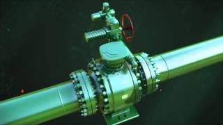 Технологический процесс работы запорной, регулирующей арматуры(, 2014-10-03T11:10:51.000Z)