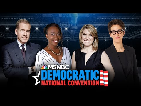 Watch: Democratic National Convention: Day 2   MSNBC