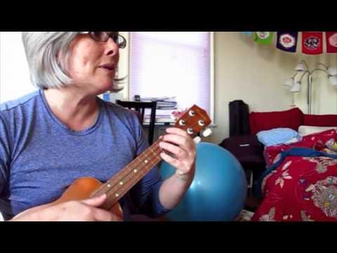 Blue Bayou (on ukulele)