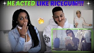 "Bart Baker ft. RiceGum - ""RiceDum"" (Official RiceGum Diss Track) REACTION!!!!"