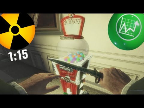 """FIVE"" NUKE ENDING EASTER EGG! Black Ops Zombies Gobblegum Nova Six Mod"