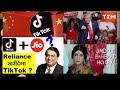 - Tiktok !!!  jio acquiring tiktok soon  new tiktok in India