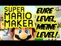SUPER MARIO MAKER ★ Eure Level, meine Level! [HD | 60fps] Let's Play Super Mario Maker